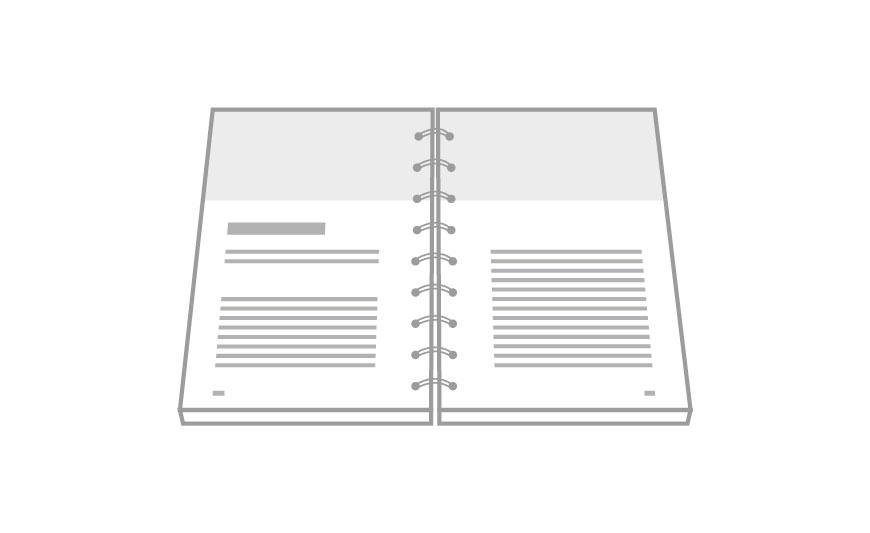 Ein Ringbuch in InDesign erstellen